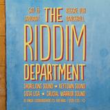 The Riddim Department (Jan 2016)