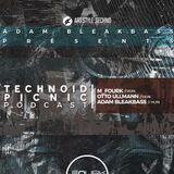 Adam BleakBass Presents: Technoid Picnic Podcast | Episode 35 - M Fourk