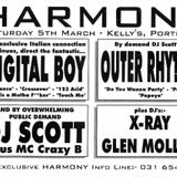 X-ray - Ghost of Harmony Past -