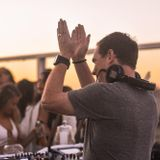 Nick Warren - Live at Boom Box Lab, Rosario Sunset Rooftop, Argentina - 15th February 2019