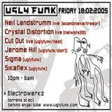 Neil Landstrumm (Live PA) @ Ugly Funk - Electrowerkz London - 18.02.2005