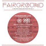 FAIRGROUND X PRESS GANG LONDON MIX : SMUTLEE