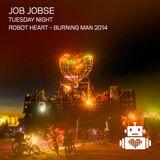 Job Jobse - Robot Heart - Burning Man 2014