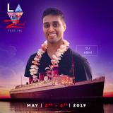 LAZF 2019 Sunday evening deck party