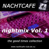 NACHTCAFE nightmix 1 (1995) DJ Ma2
