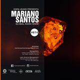 MARIANO SANTOS GLOBAL RADIO SHOW #674