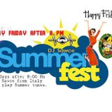 DJ Sawce _ Hans & Franz _ Weekly Summer Fest _05_24_2019