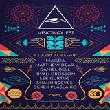 Daniel Bell  - Live At Visionquest Pres. Detroit Affair, Studio 338 (London) - 03-May-2015