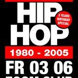 DJ Romie Rome & Angel the MC with DJ Splash - Live at 25 Years of Hip Hop & R&B Live, 03 Jun 2016