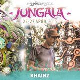 Khainz - Promo Live Set (Jungala 2015)