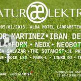 Triames live@Naturaelektro 2