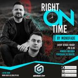 MONOFADE - RIGHT ON TIME 2020.01.03.