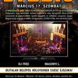 Nemere & Dj Free & Magonyi L - Live @ Studio-Ultimate Club Budapest 2012.03.17.