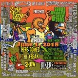 Stone Grooves & Deep Cuts on BiC Radio - June 1, 2018 [Freak Show]