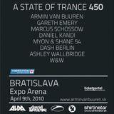 Dash Berlin Live A State Of Trance 450 Expo Arena Bratislava Slovakia 09.04.2010