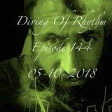 Diving Of Rhythm - Episode 144- 2018-10-05