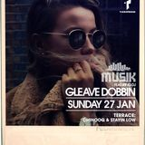 Musik @ Thompsons feat Gleave 27-1-19