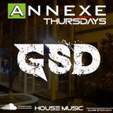 Annexe Thursdays - Episode 01 (Feb. 18th, 2016)