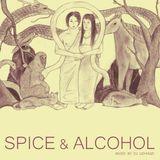 DJ UCHIAGE / スパイスとアルコール