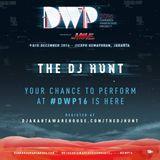 DWP16 DJ Hunt Mixtape - Whoik!n?