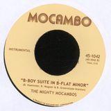 Funky Mocambo 45's