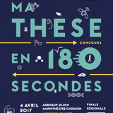 """A vos marques, prêts, vulgarisez ! Finale régionale """"Ma thèse en 180 sec"""" - UniversCité (4.04.17)"""
