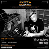 Jonny Howard BeachGrooves Radio Deep Kutz Deep House mix 27th Feb 2017 Final Monday night show
