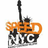 SPEED NYC Radio Centrum 98.2 & Radio Polska Live! 7 Listopada 2014