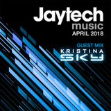 Kristina Sky Guest Mix - Jaytech Music Podcast 124