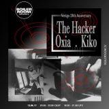 Boiler Room Grenoble (2017.06.13) : The Hacker, Oxia, Kiko (Vertigo Grenoble 20th Anniversary)