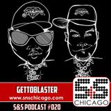 S&S Podcast 020 - Gettoblaster