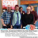 ArtyParti - Visual Arts, Sunderland INDIE & the Kids Draw Project