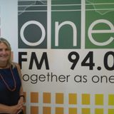 One FM 94.0 - Ian Ward chats to Kim Martin from the Reeva Rebecca Steenkamp Foundation