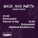 BAF009 Radio Show on Sceen FM: Echonomist