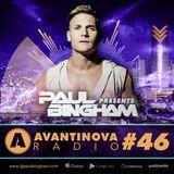 #46 PAUL BINGHAM - AVANTINOVA RADIO