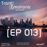 AirLab7 Presents. TrancEmotions [EP 013]