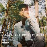 Pional - Slowciety / rinse.fr / 19.05.2018