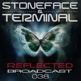 The Dj's Stoneface & Terminal Reflected Broadcast 38