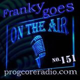 Franky Goes...On The Air émission 151