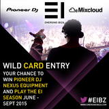 Emerging Ibiza 2015 DJ Competition - Blanko