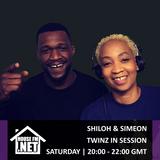 Shiloh & Simeon - Twinz In Session 06 APR 2019