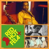 Tropical Beats Tribute to Fela Kuti With Special Guest Mix From DJ Pedrolito Radioglobal ! 17 10 13