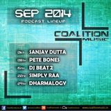 Coalition 1437 - Mixed By DJ Beat2