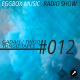 EB RADIO SHOW 012 - TINGO TONGO TAPES / GADAFI