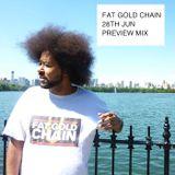 Fat Gold Chain Mix II