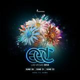 Krewella DnB Live @ EDC LV 2014