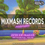 Laidback Luke, Dimitri Vegas & Like Mike, Steve Aoki, Sander van Doorn - Live @ Mixmash Records Pool