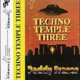 Paddy Frazer - Techno Temple 3
