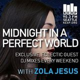 KEXP Presents Midnight In A Perfect World with Zola Jesus