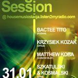 KRZYSIEK KOZAK @ HOUSE MUSIC STATION